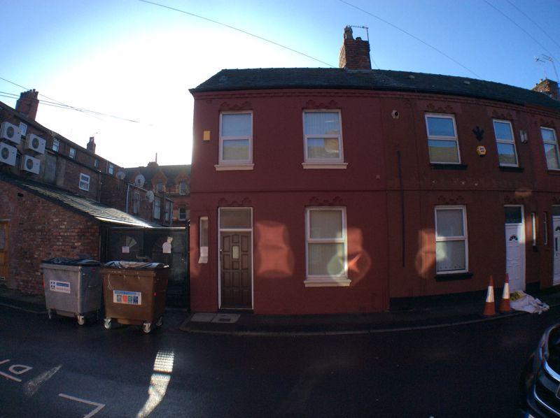 Riddock Road Litherland